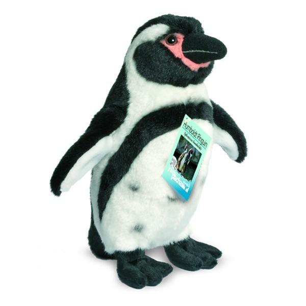 Teddy Hermann 900252 Humboldt Pinguin 23 cm