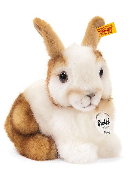 Steiff 080012 Hoppi Kaninchen 18 cm