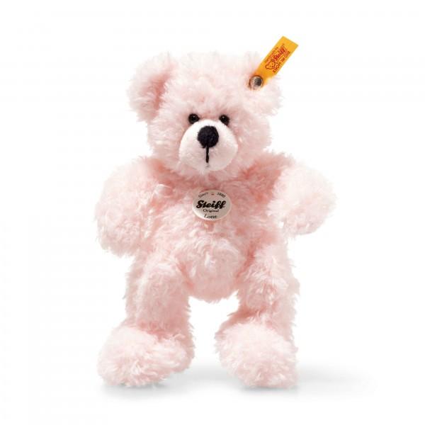 Steiff 113802 Lotte Teddybär rosa 18 cm