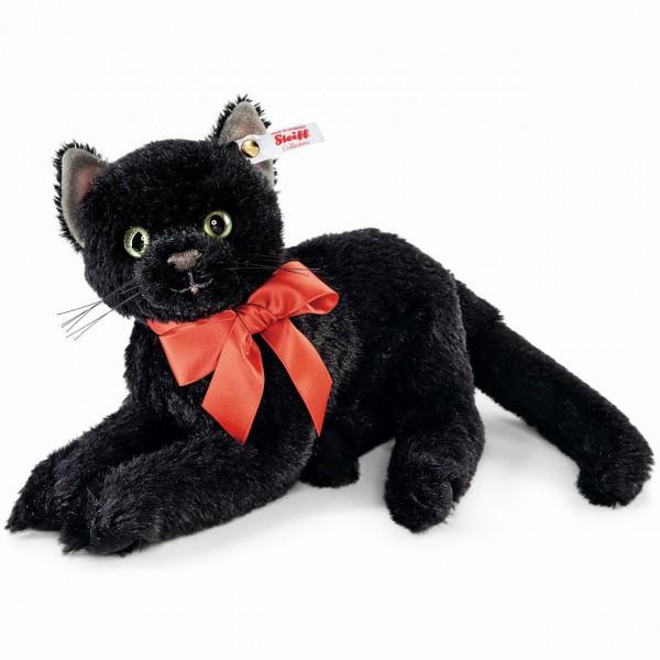 Steiff 682827 Katze Esmeralda schwarz 28 cm