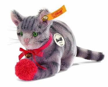 Steiff 033469 Kitty Katze 13 cm Mohair