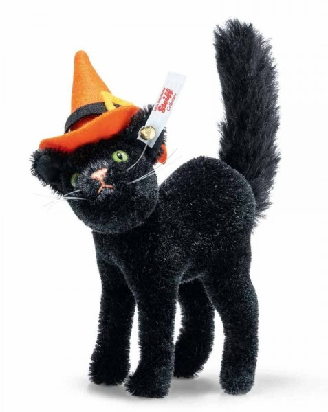 Steiff 683602 Scary Cat 12 cm