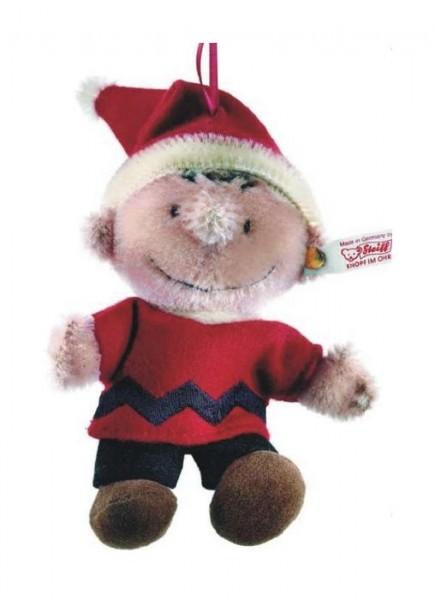 Steiff 681714 Ornament Charlie Brown Mohair 12 cm