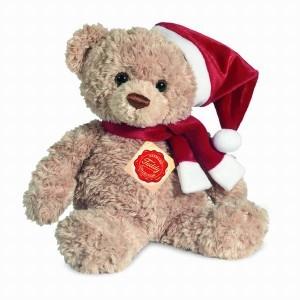 Teddy Hermann 913351 Weihnachtsteddy beige 30 cm