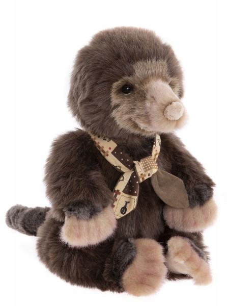 Charlie Bears Burrows Maulwurf 39 cm