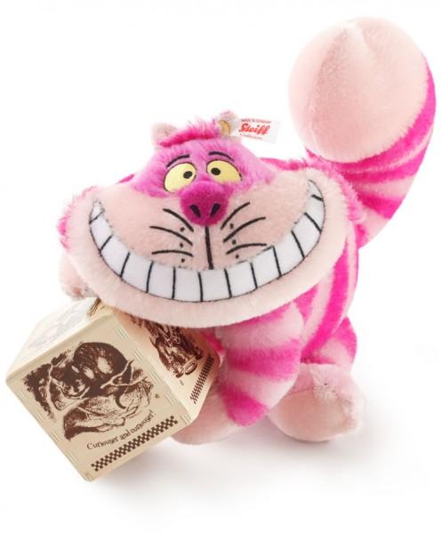 Steiff 683268 Cheshire Cat 20 cm mit Alice Box