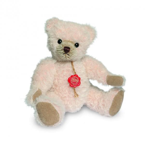 Teddy Hermann 123170 Teddybär Alpakabär puder 19 cm