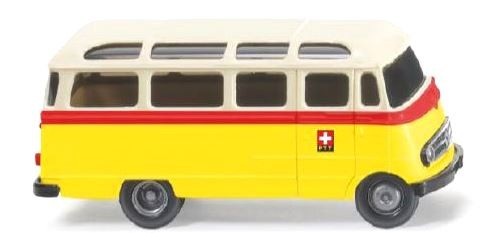 Wiking MB L 319 Panoramabus PTT