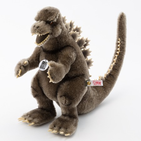 Steiff 677762 Godzilla Mohair 30 cm