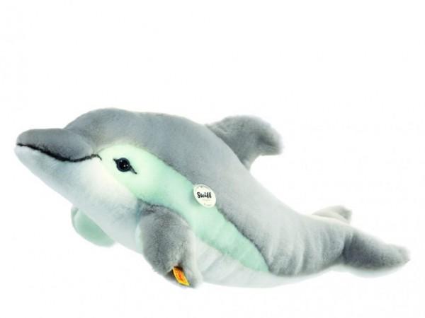 Steiff 063213 Cappy Delphin 50 cm Webpelz