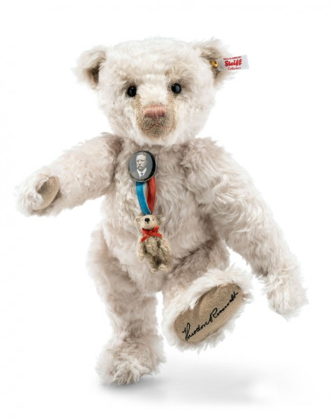 Steiff 683619 Great American Bear Teddy Roosevelt 35 cm