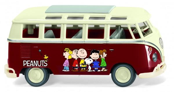 Wiking VW T1 Sambabus Peanuts gang