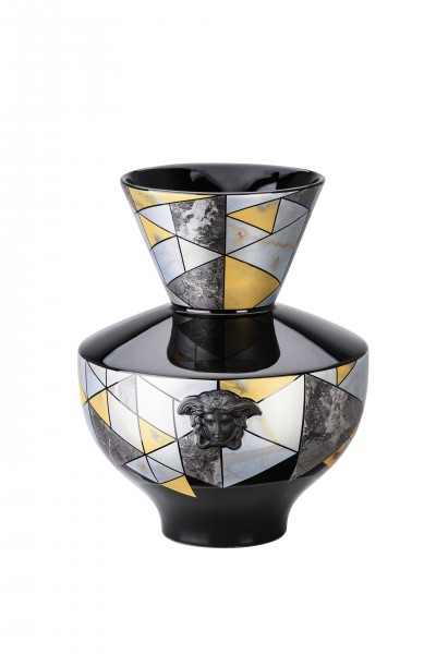 Rosenthal Versace Nymph Vase 24 cm Marble Edition