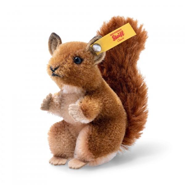 Steiff 033001 Wildlife Giftbox Eichhörnchen 10 cm