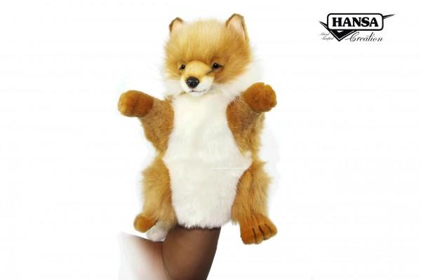 Hansa 7947 Fuchs Handpuppe 30 cm