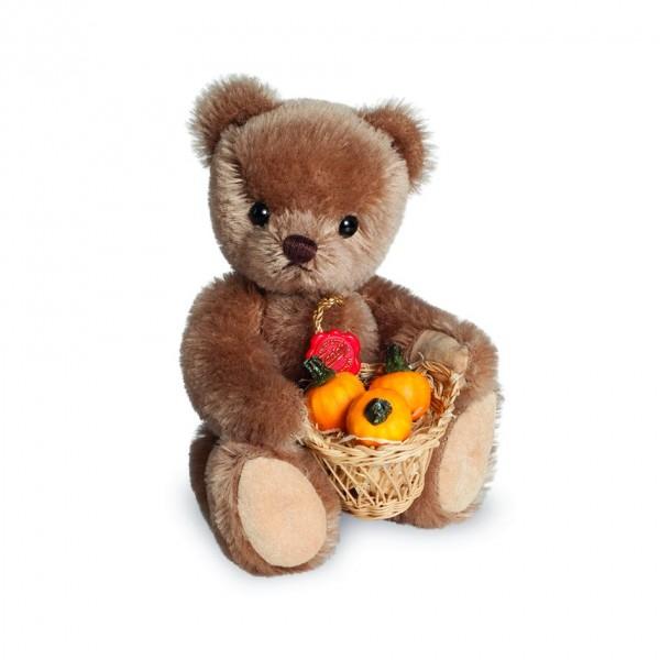 Teddy Hermann 117025 Teddybär Rudi 17 cm