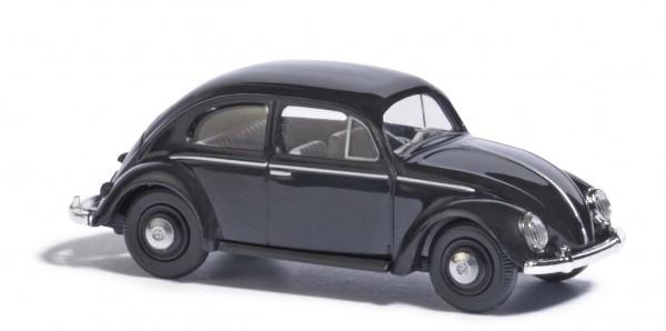 Busch 52902 VW Käfer Brezelfenster schwarz