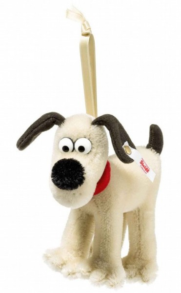 Steiff 690167 Gromit Ornament 13 cm UK Limited Edition