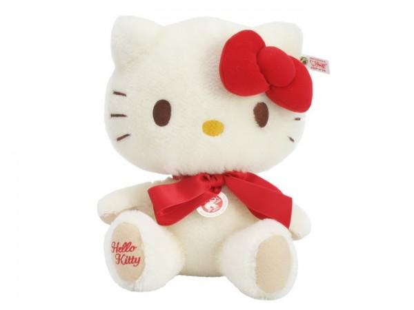 Steiff 677137 Hello Kitty Mohair 26 cm