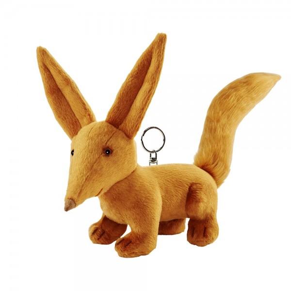 anima 20107 Schlüsselanhänger Fuchs 11 cm aus Der kleine Prinz