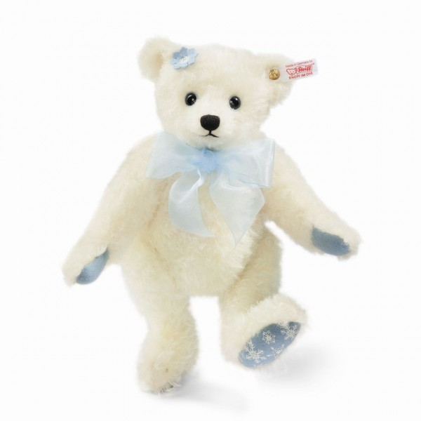 Steiff 682667 Let It Snow Teddy Bear Mohair 29 cm