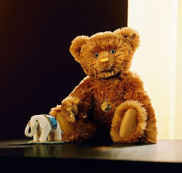 Steiff 038983 125 Karat Teddybär Edition