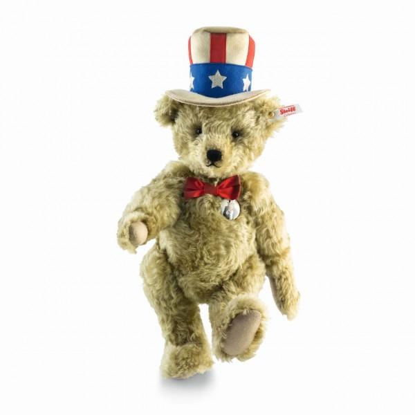 Steiff 683107 Uncle Sam Teddybär 31 cm