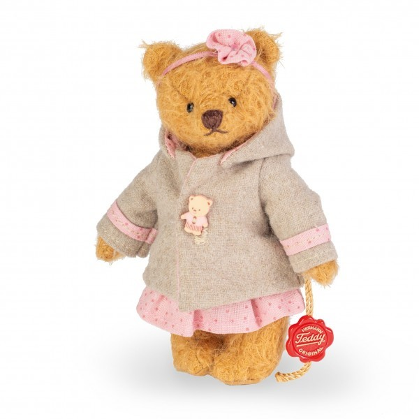 Teddy Hermann 102038 Teddybär Annemarie 14 cm
