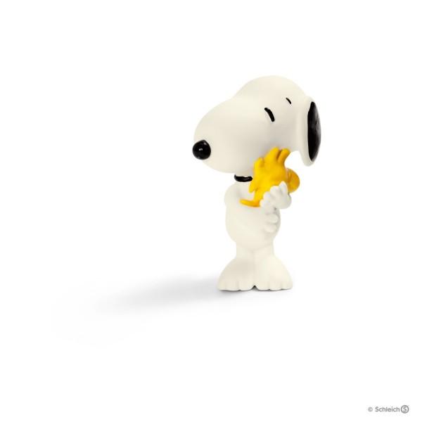 Schleich 22005 Snoopy mit Woodstock