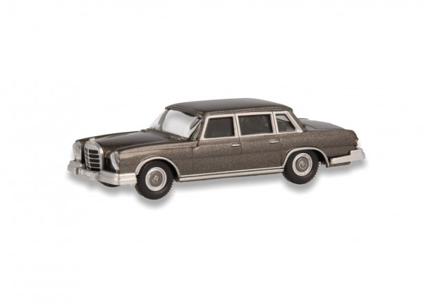 Wiking Mercedes-Benz 600 Dienstwagen Alfried Krupp