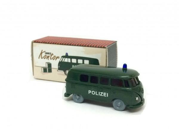 Wiking VW T1 Bus Polizei