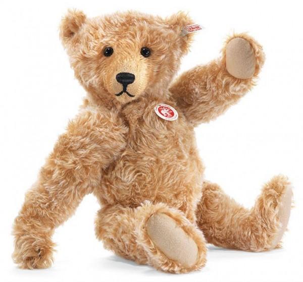 Steiff 036460 Matthias - der Nostalgie Teddybär goldblond Mohair 40 cm limitiert