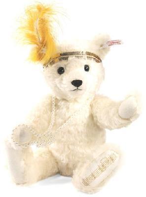 Steiff 682391 Teddybär Charleston Bär Mohair 30 cm