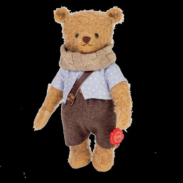 Teddy Hermann 102274 Teddybär Leonardo 27 cm