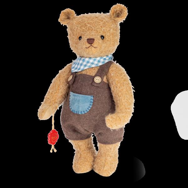 Teddy Hermann 102281 Teddybär Lorenzo 30 cm