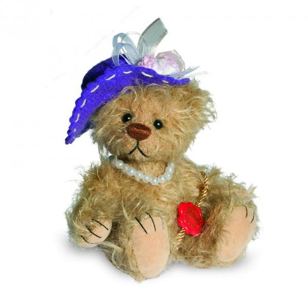 Teddy Hermann 150879 Teddybär Beatrice 14 cm