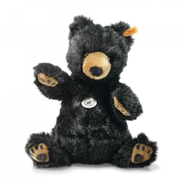 Steiff 113291 Josey Grizzlybär 27 cm mit Buch Ich bin doch schon groß!
