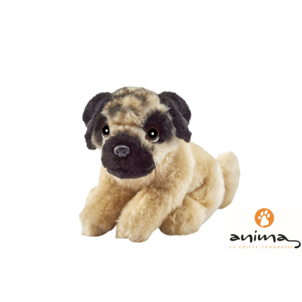 anima 1672 Mops Hund 18 cm
