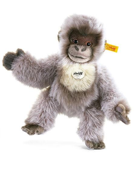Steiff 062063 Affe Gori Gorilla Baby Webpelz 32 cm
