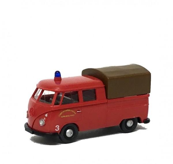 Wiking VW T1 Doka Vigili del Fuoco Soprabolzano
