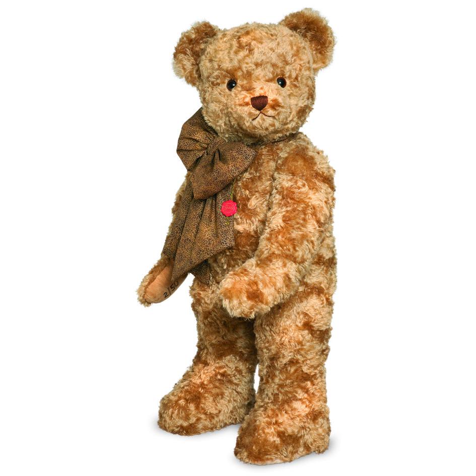 teddy hermann 174103 teddyb r stehb r mathias 100 cm. Black Bedroom Furniture Sets. Home Design Ideas