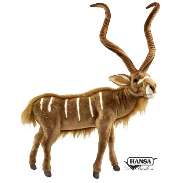 Hansa 4879 Antilope Kudu 40 cm hoch, 50 cm lang