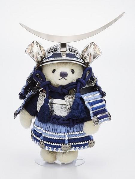 Steiff 678004 Teddybär Samurai (Halbmond) 24 cm