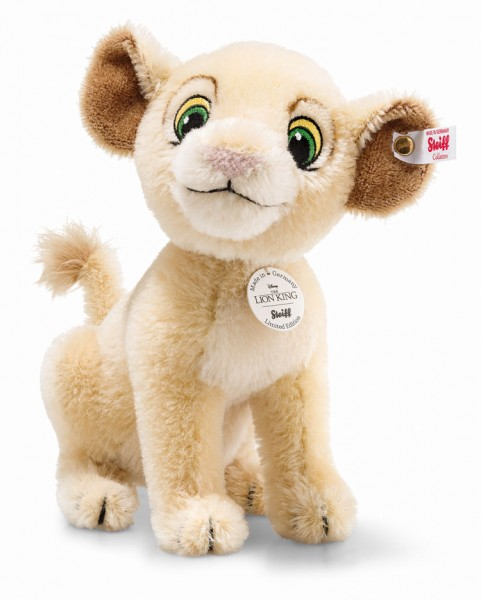 Steiff 355370 Disney Lion King Nala 24 cm