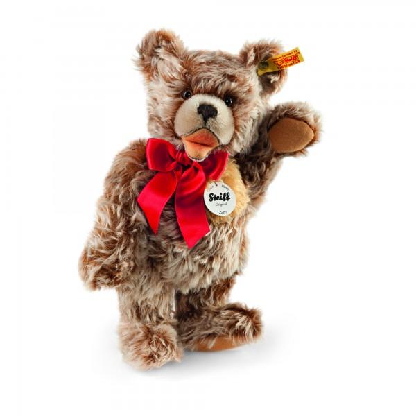 Steiff 009181 Zotty Teddybär Mohair 28 cm