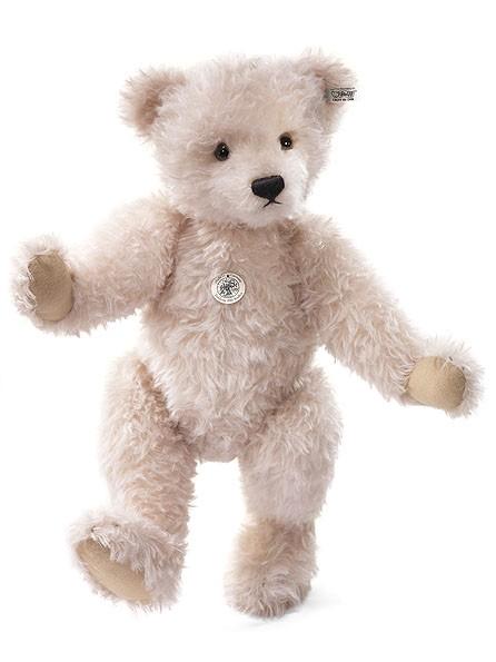 Steiff 408786 Teddybär 1925 Replica Mohair 50 cm