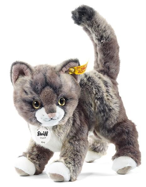Steiff 099335 Kitty Katze Webpelz 25 cm
