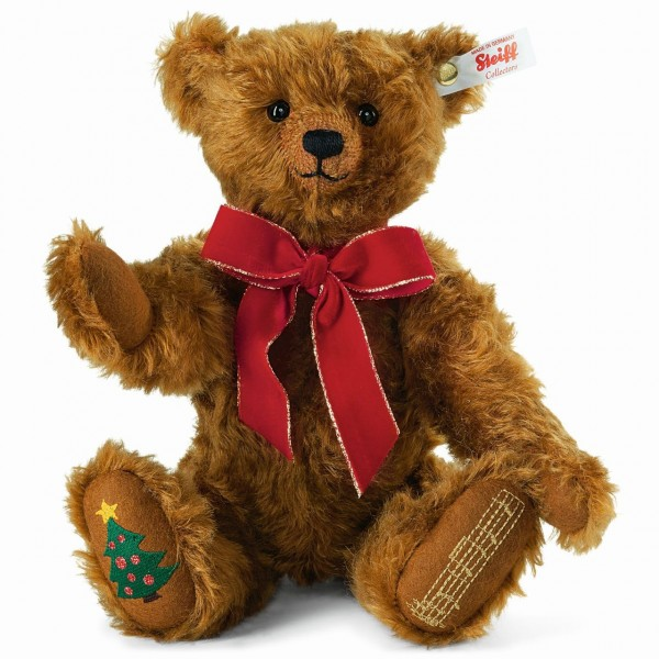 Steiff 682926 O Tannenbaum Teddy Bear 29 cm