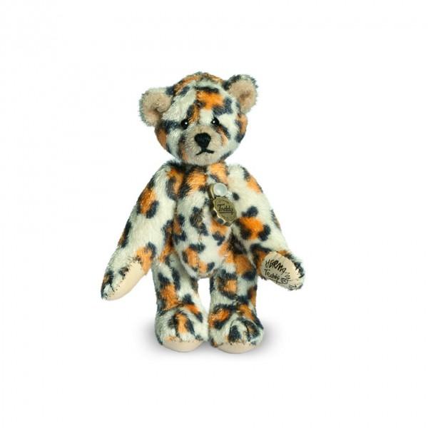 Teddy Hermann 154112 Teddy Leopard Miniatur 6 cm