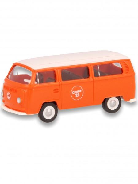 Wiking VW T2a Bus Creme 21 im Cremetiegel